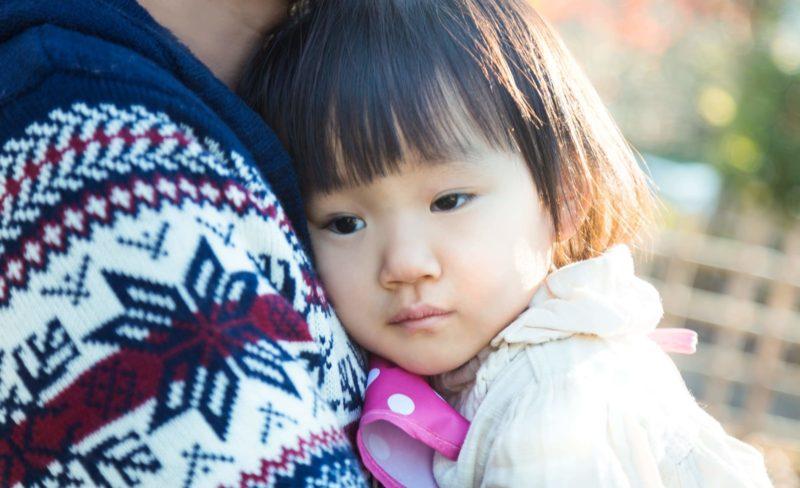 子供 の 看病 イライラ